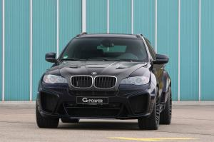 BMW X6 M Typhoon Wide Body by G-Power 2011 года